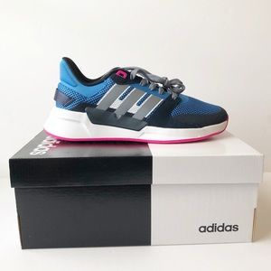 adidas Shoes - Woman's Adidas RUN90S Athletic Running Shoes